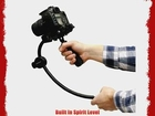 Polaroid Professional Steady Stabilizer Gimbal System For SLR's Camcorders