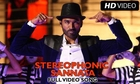 Stereophonic Sannata Official Full Video Song | SHAMITABH | Dhanush, Akshara Haasan