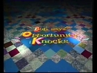 Bob Says Opportunity Knocks S02E11 1988 - Bob Monkhouse / Jane Harrison / Joe Camay / Amanda / Derek Homer / Alan McKenzie / Les Rodgers / Clearwater