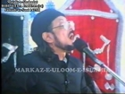 Allama Zameer Akhtar: Poem in the Greatness of