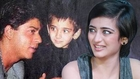 Akshara Haasan Posts A Childhood Snapshot With Shah Rukh Khan