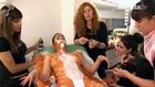 Body painting, el arte de decorar el cuerpo
