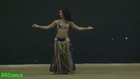 Arabic Girl Dance Belly Dance At Dubai