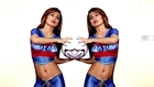 Girls Body Paint in Top European club!