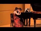 第18回国際ピアノデュオコンクール演奏部門(第3位阪部宮原組自由曲)The 18th International Piano Duo Competition 2013