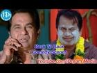 Rama Rama Krishna Krishna Movie - B2B Comedy Scene - Brahmanandam Comedy